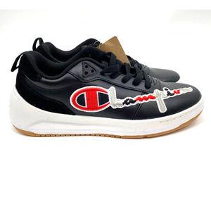 Champion Super C SM 3 Black Sneakers - NEW - 7.5